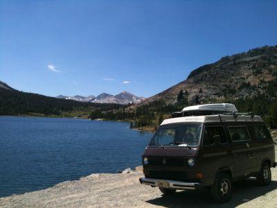 TenayaLake Yosemite