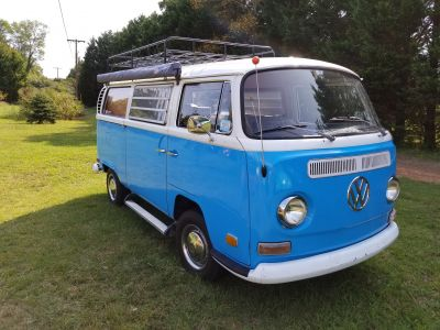 My 1971 VW Bus Tintop Camper....i love my Bus....she is a work in progress....i am currently replacing original engine, with an all new 2234, dual carb powerhouse.....lol.....anyway thanks for this page and look forward to the new page.